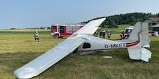 Nach Absturz: Pilot sagt, was der Grund für Crash war