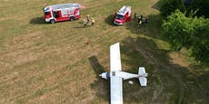 Pilot aus Österreich fliegt gegen Windrad und stirbt