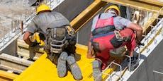 Bauarbeiter (46) brach wegen Hitze zusammen und starb