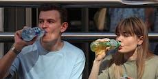 Wie viel Wasser du bei Hitze wirklich trinken solltest