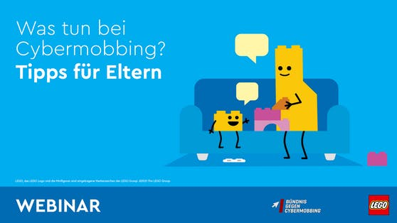 LEGO GmbH engagiert sich gegen Cybermobbing.