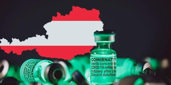 Hälfte aller Österreicherinnen und Österreicher sind geimpft.