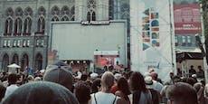 Hassattacke auf Wiener Regenbogenparade