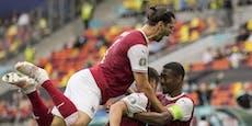 Fußball-EM im Überblick: Alle Ergebnisse vom Montag