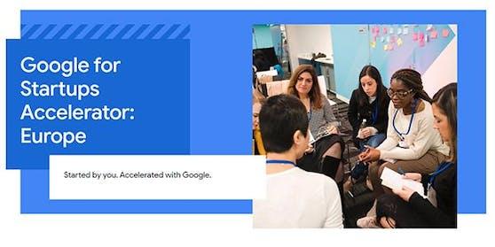 Google unterstützt Startups aus den Bereichen Gesundheit, Fitness und Wellbeing.