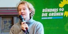 Deutscher Neonazi schoss auf Grünen-Politiker und Kind