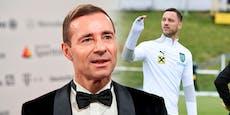 Jetzt sorgt Arnautovic bei Kai Pflaume für TV-Ärger