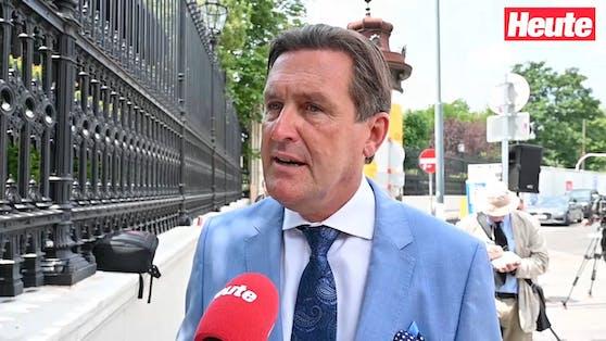 Finanzstadtrat Peter Hanke ist auch für die Wiener Stadtwerke zuständig.