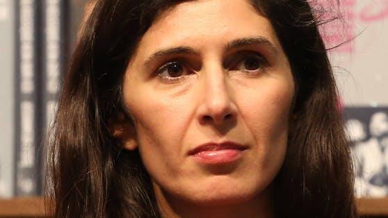 """Nava Ebrahimi hat für ihre Erzählung """"Der Cousin"""" den Bachmannpreis gewonnen."""