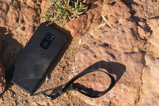 Das neue Motorola Defy.