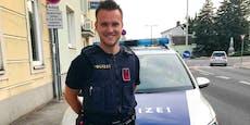 Held von Gramatneusiedl! Polizist reanimierte Frau