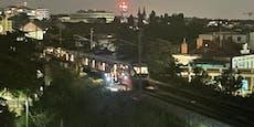 Feuerwehr muss Wiener im Dunklen aus S-Bahn evakuieren