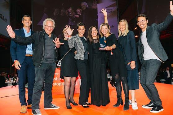 Gewinner werden bei der neu konzipierten Awardshow am 17. November 2021 im Globe Wien gefeiert.