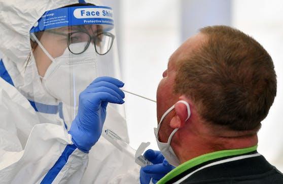 Irgendwann werden Corona-Tests kostenpflichtig. Was dann passiert, sagt der Impfexperte Herwig Kollaritsch.