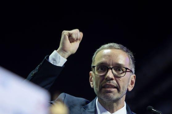 Herbert Kickl wurde jüngst zum neuen FPÖ-Bundesparteiobmann gewählt.