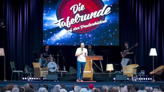 """Die """"Tafelrunde-Open-Air"""" wird auf ORF III ausgestrahlt."""