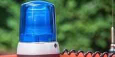 Blaulicht auf Pkw gepackt: Burschen spielten Polizei