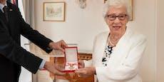 92-Jährige erzählt, warum sie jetzt Österreicherin wird