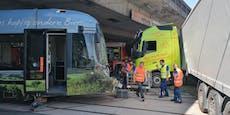 Straßenbahn in Linz entgleist – Fahrerin (41) verletzt