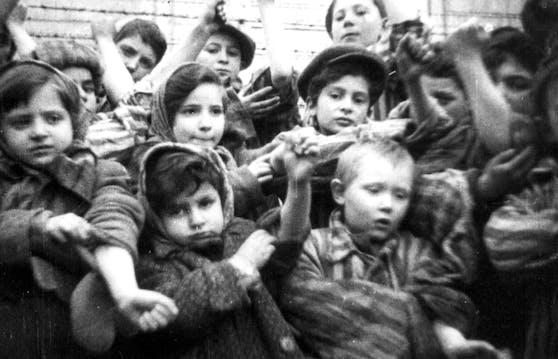 Nur 600 Kinder und Jugendliche waren bei der Befreiung des KZ Auschwitz noch am Leben. Eva Schloss war eine von ihnen.