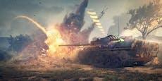 """""""World of Tanks"""" krempelt dieArtillerie komplett um"""