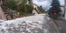 Nach Hagel-Sturm haben Wetter-Experten düstere Prognose