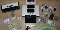 Drogen-Duo beschaffte sich Koks und Heroin in Wien