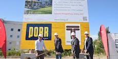 Baustart für 100 neue Wohnungen in St. Pölten