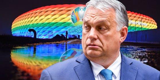 Viktor Orban wird nicht nach München reisen.