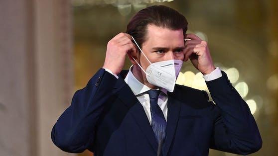 Ein Steirer hat Bundeskanzler Sebastian Kurz mit dem Umbringen gedroht.
