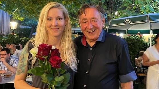 Rosenkavalier Lugner und seine Simone