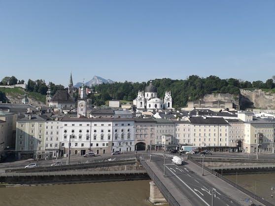 Das Gewinnerpaar Elfi und Heimo B. genoß ein Wochenende lang die unverkennbare Schönheit der Mozart- und Festspielstadt Salzburg.
