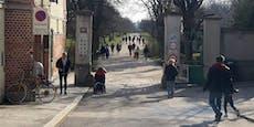 Schulkinder nach Hindernislauf in Wien vermisst