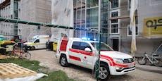 Kleinkind stürzt in Wels vom Balkon – Notarzt-Einsatz