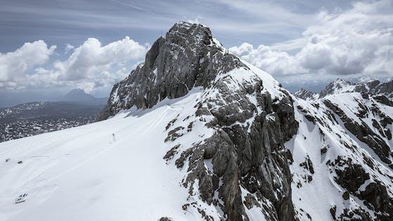 Tödlicher Alpinunfall in der Ramsau am Dachstein.