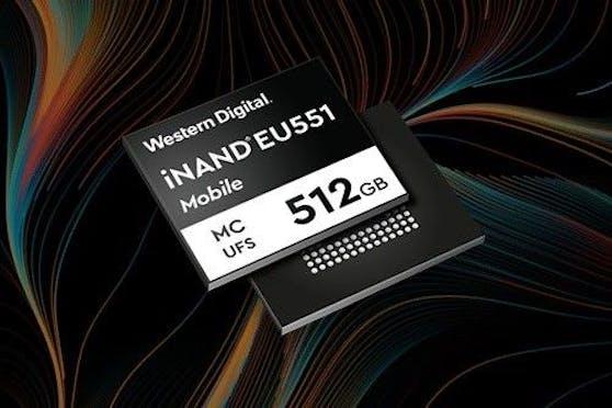 Neues leistungsstarkes Nutzererlebnis von 5G-Smartphones durch Flash-Innovationen von Western Digital.