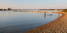 Pegel sinktrapide – Neusiedler See verliert Wasser