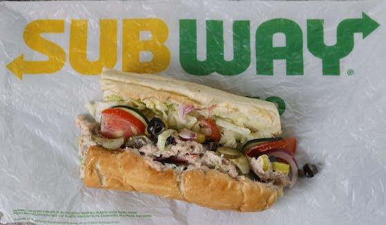 Eine Frage bewegt derzeit die Subway-Kunden: Warum ist im Thunfisch-Sandwich kein Thunfisch?