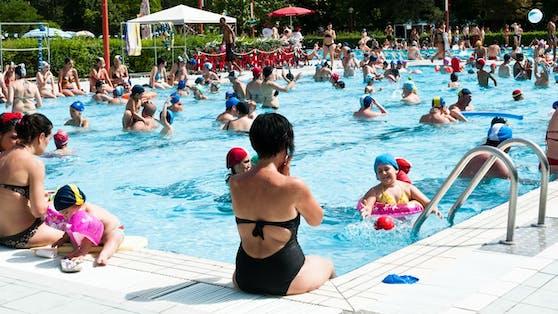 Der Badeunfall ereignete sich in einem Freibad in der Steiermark.