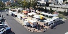 Corona (fast) vorbei: Jetzt gibt's Urfahrmarkt light