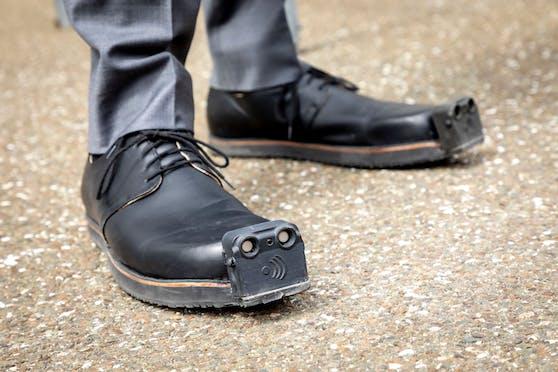 Der Schuh ist bereits auf dem Markt erhältlich.