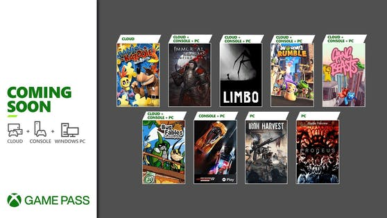 Xbox Game Pass: Weitere Highlights im Juni