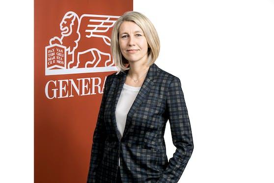 Sonja Kornberger, Leiterin SVL-AHEL und dezentrale SVL der Generali