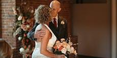 Alzheimer-Patient vergisst, dass er verheiratet ist
