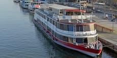 Kampf gegen Tod – Wiener zwischen Boot und Steg gesogen
