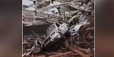 Tornado an Österreich-Grenze! Das Ausmaß der Zerstörung