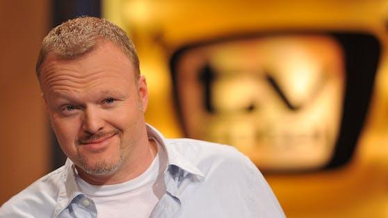 """Stefan Raab will """"TV Total"""" zurückholen."""