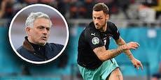 Mourinho erzählt von erster Begegnung mit Arnautovic