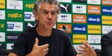 """""""Wie Bayern dominieren!"""" Rapid zeigt Trainingszentrum"""