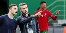Arnautović hält Ronaldo für einen Außerirdischen